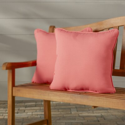 Pillow Perfect Fresco Indoor Outdoor Throw Pillow