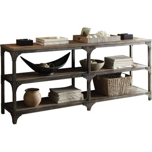 Mitchell Console Table by 17 Stories