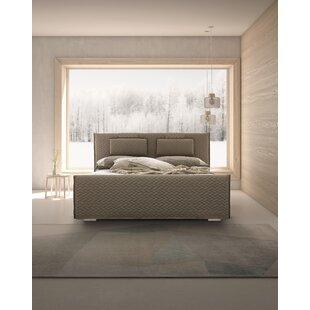 Canora Grey Nichols Upholstered Platform Bed