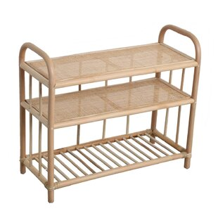 6 Pair Shoe Rack By Beachcrest Home