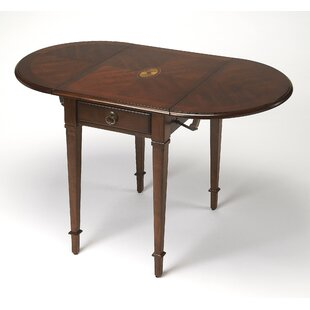 Thompson Falls End Table by Darby Home Co