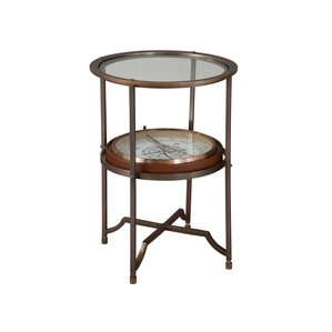Compass End Table by Hekman