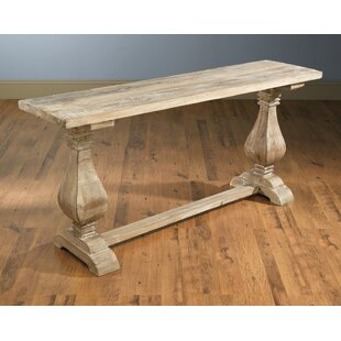 Eben Console Table by One Allium Way