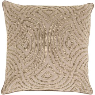 Lawrenceville 100% Linen Throw Pillow Cover