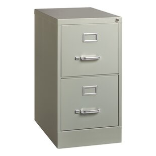 Kist 2 Drawer Vertical Filing Cabinet