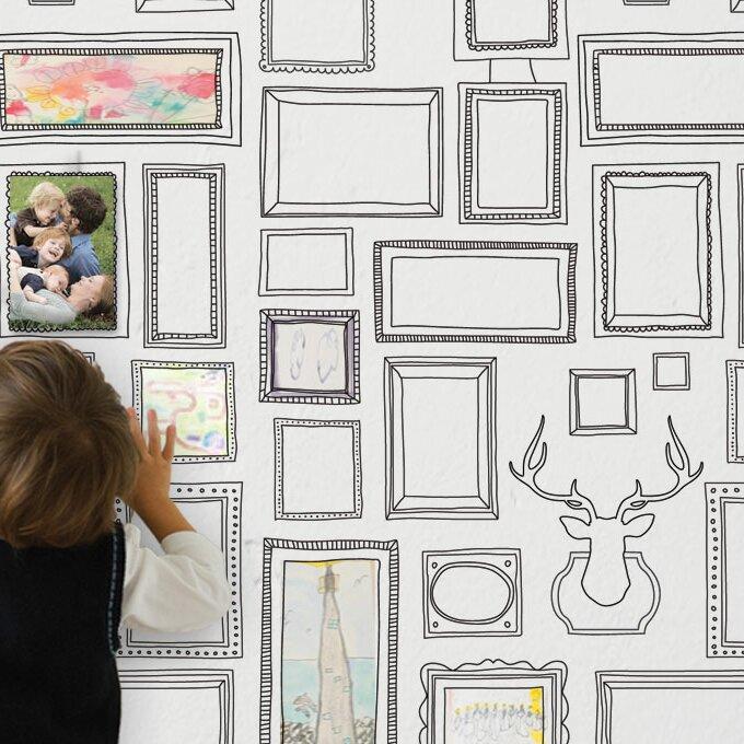 Wrought Studio Mckernan Frames 4\' L x 24\
