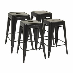 Dodgson 18 Short Stool Set of 4 by Williston Forge