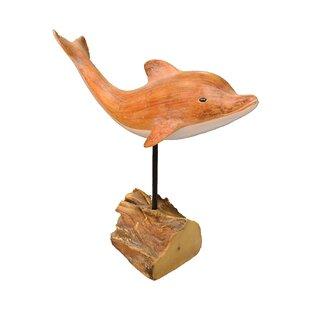 Completely new Dolphin Sculpture | Wayfair FP97