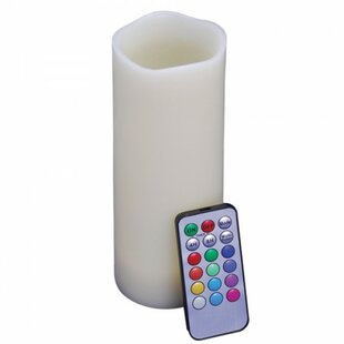 Remote Control LED Scented Flameless Candle