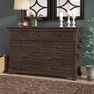 Laurel Foundry Modern Farmhouse Colborne 9 Drawer Dresser Image