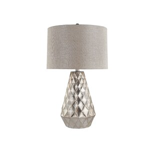 Cordlandt Faceted 29.5 Table Lamp