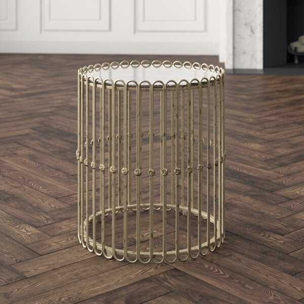 Gabby Beatrice End Table Perigold