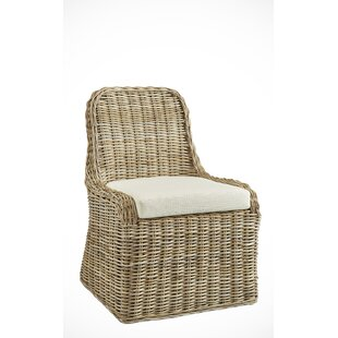 LosPalmos Dining Chair Bay Isle Home