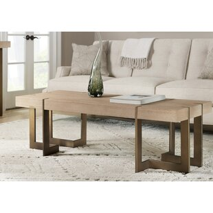 Miramar Coffee Table with Tray Top