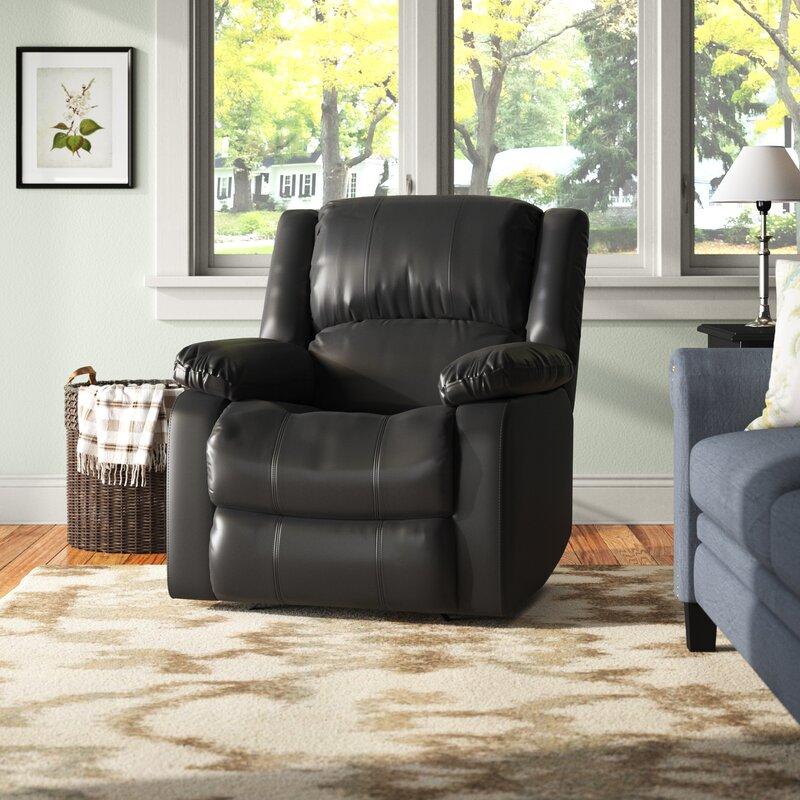 Kai Faux Leather Manual Recliner