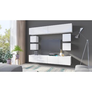 Jaylene Entertainment Unit For TVs Up To 75