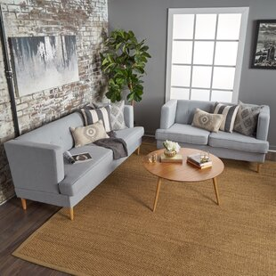 Quijada 2 Piece Living Room Set