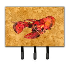 Lobster Key Holder by Caroline's Treasures