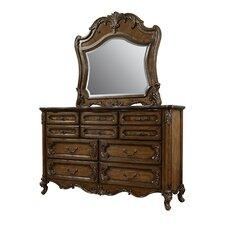 Georgina Dresser and Mirror by Sage Avenue