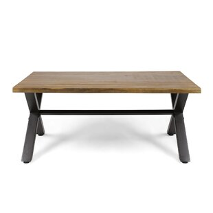 Barboza Coffee Table by Gracie Oaks