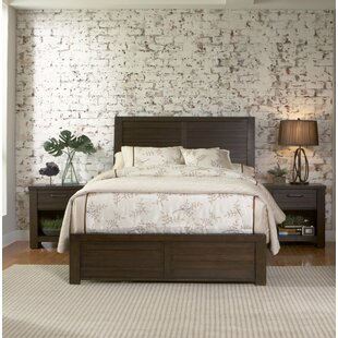 Darrant Panel Bed by Union Rustic