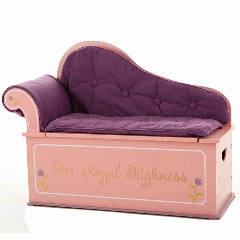 Amazing Princess Kids Chaise Lounge Gmtry Best Dining Table And Chair Ideas Images Gmtryco