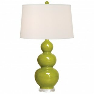 Lofgren Triple Gourd 33 Table Lamp