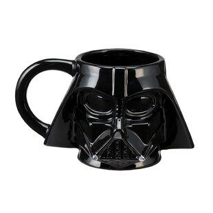 Star Wars 18 oz. Darth Vader Sculpted Coffee Mug