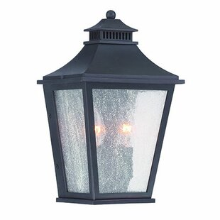 Bertha 2-Light Outdoor Flush mount