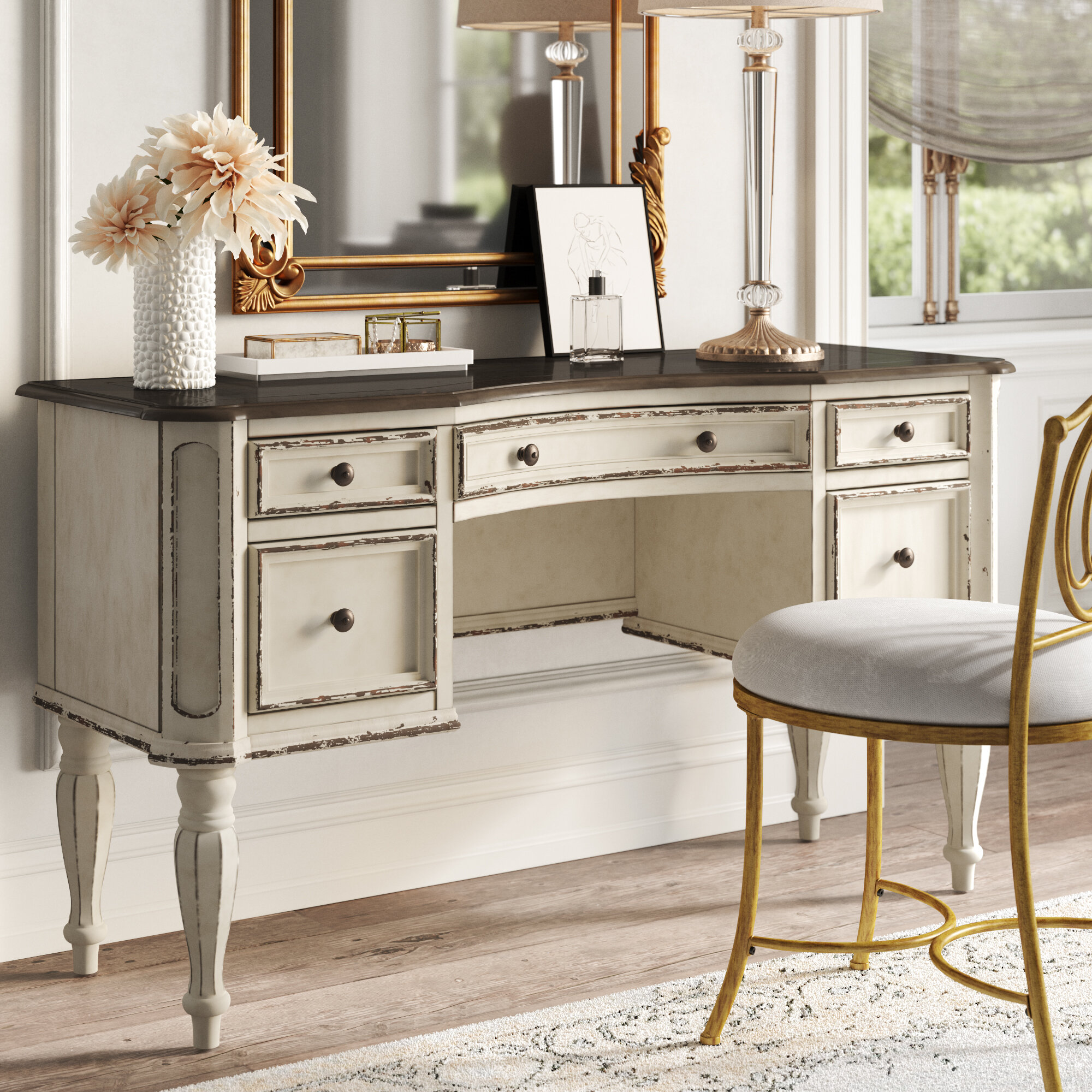 Kelly Clarkson Home Treport Vanity Reviews Wayfair