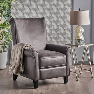 Shop For Marnie Manual Recliner by Andover Mills