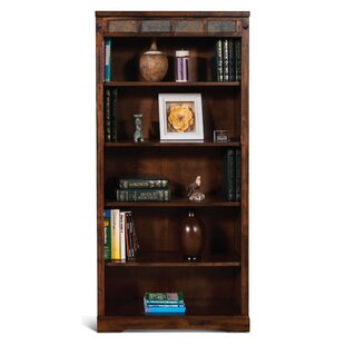 Crites Standard Bookcase by Loon Peak Top Reviews