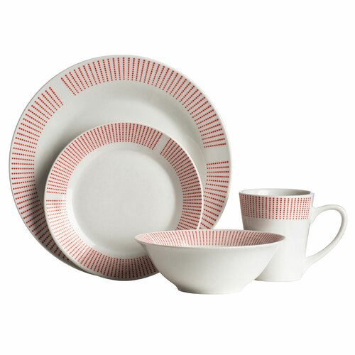 Chadbourn 16 Piece Dinnerware Set Breakwater Bay