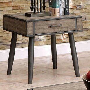 Corrigan Studio Charli End Table with Storage