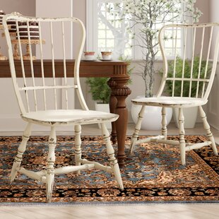 Sanctuary Spindle Back Dining Chair (Set of 2)
