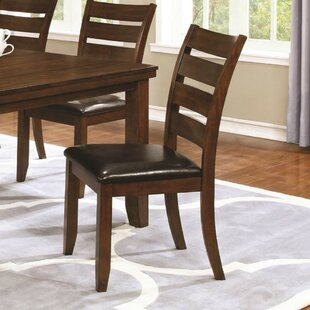 Weisberg Wooden Dining Chair (Set of 2) by Millwood Pines
