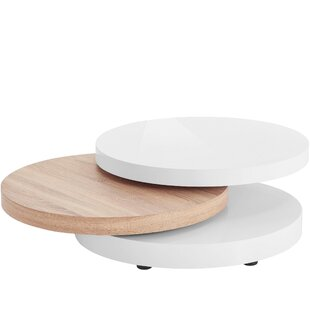 Janie Coffee Table By Ebern Designs