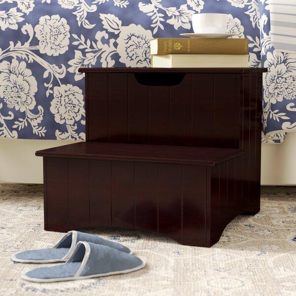 Outstanding Storage Step Stool Wayfair Andrewgaddart Wooden Chair Designs For Living Room Andrewgaddartcom