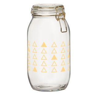 Glass 1.25 qt. Storage Jar