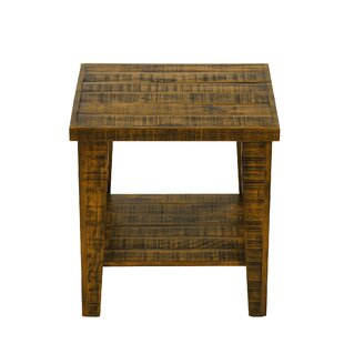 Reviews Escondido End Table by Millwood Pines Reviews (2019) & Buyer's Guide