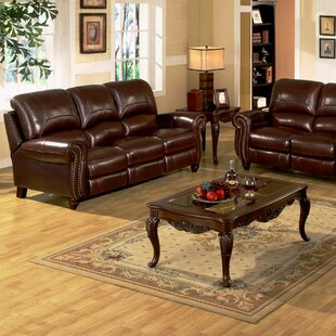 Darby Home Co Kahle Reclining Configurable Living Room Set