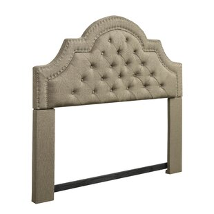 One Allium Way Dirk Upholstered Panel Headboard