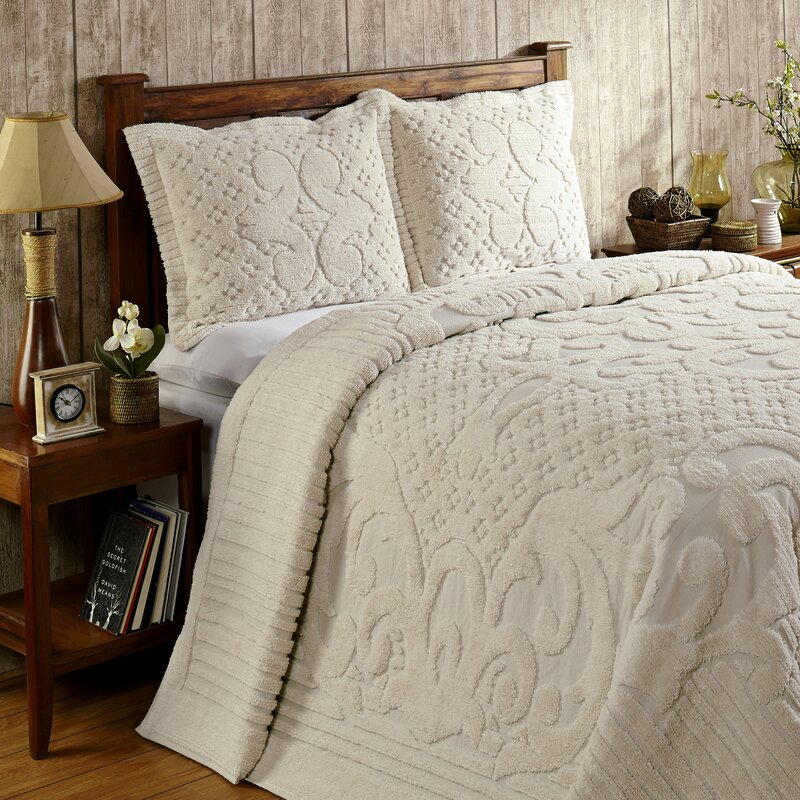 Kirkwall Single Reversible Bedspread