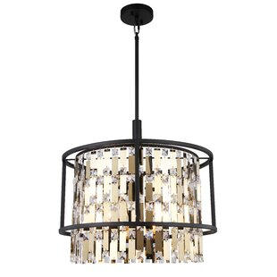 Mercer41 Landaverde 5-Light Drum Pendant