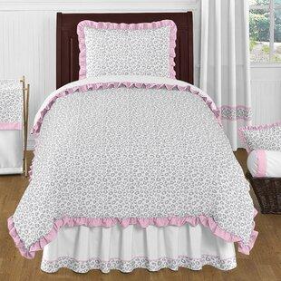 Sweet Jojo Designs Kenya 4 Piece Twin Comforter Set