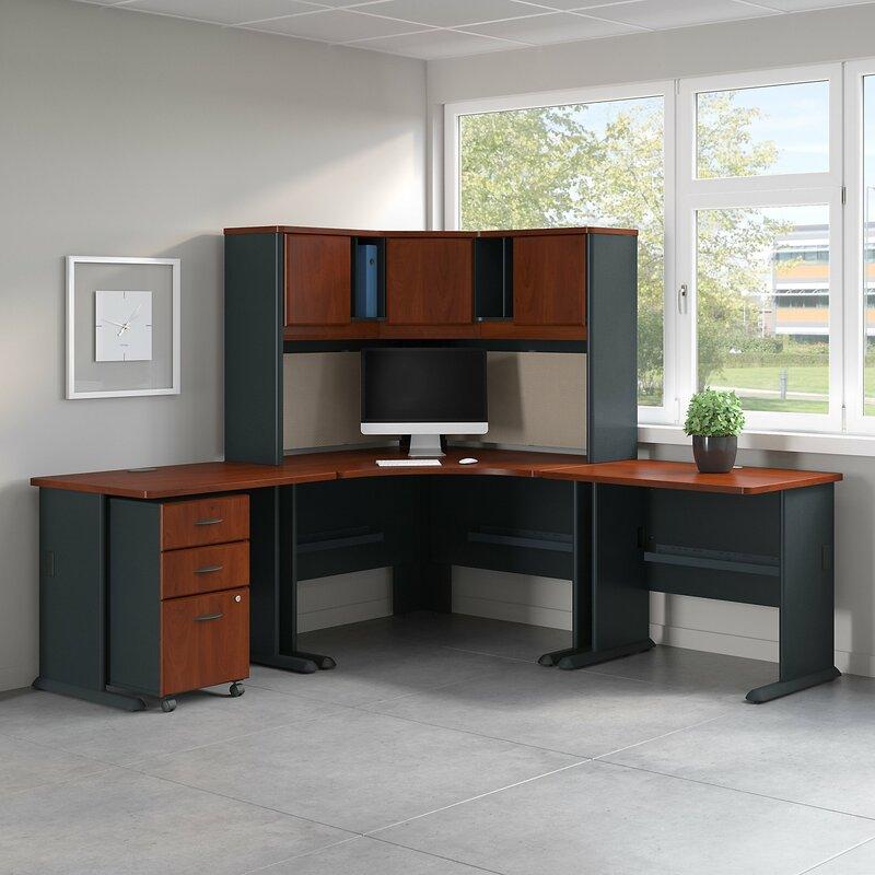 Furniture Series A 5 Piece Office Set
