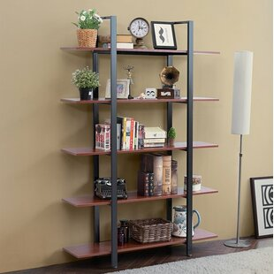 Price Check Melia Vintage Industrial Style 5-Tier Etagere Bookcase By Williston Forge