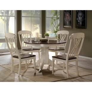 Patten 5 Piece Dining Set August Grove