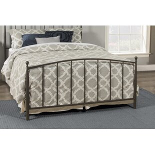Baillargeon Panel Bed by Charlton Home