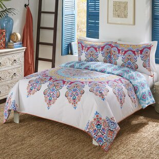Tanisha Reversible Duvet Cover Set